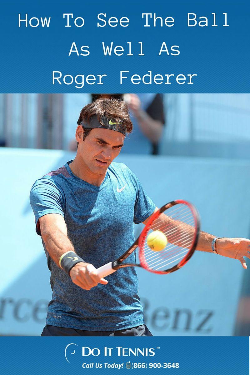 Article Headline Tennis Roger Federer Wellness