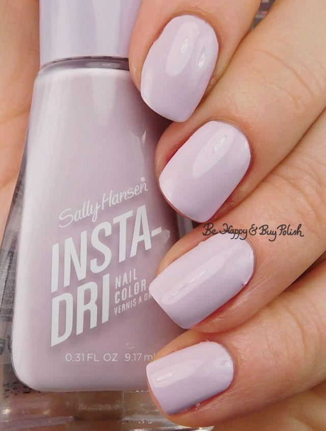 Sally Hansen Insta-Dri nail polishes | Sally hansen, Sally and Manicure