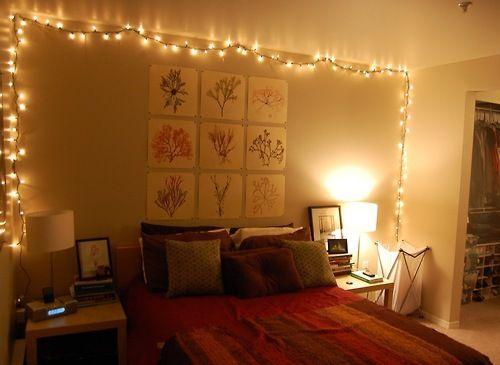 Tumblr Fairy Lights Bedroom Decor Lights Fairy Lights Bedroom Wall Decor Bedroom