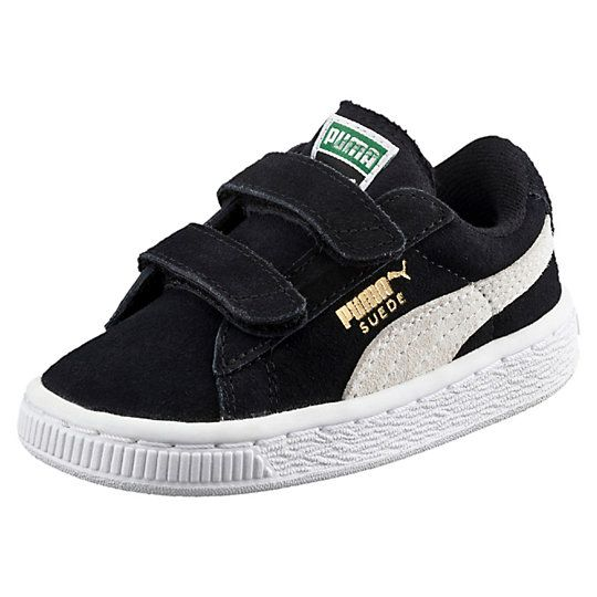 PUMA® Girl's Infant/Toddler Shoes | Stylish Velcro and Tie Shoes
