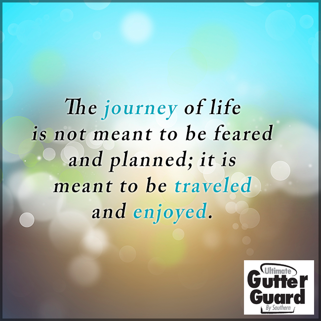 It S Not The Destination But The Journey Journey How To Plan Life