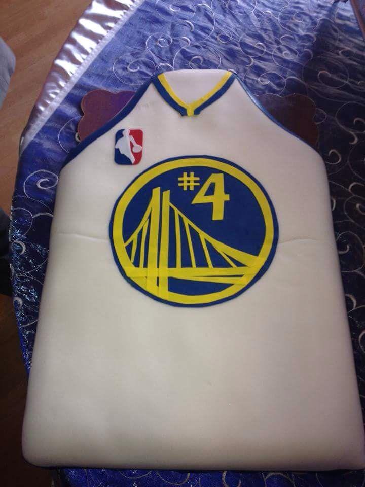 Golden State Warriors Groom's cake