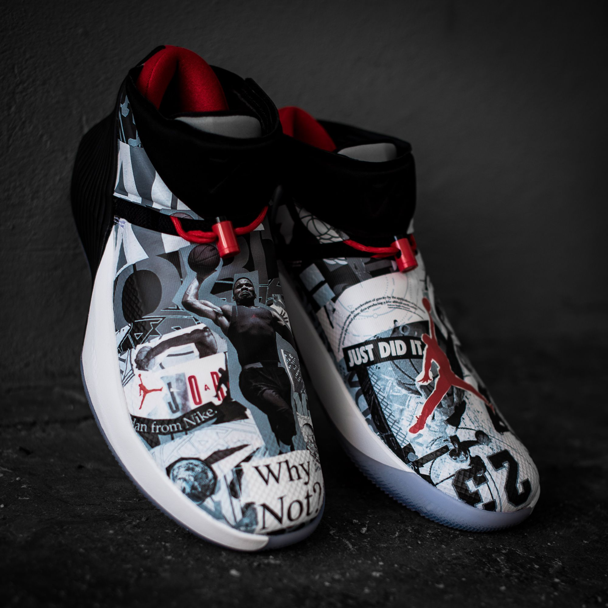 Russell Westbrook latest signature shoe 1219d058135b