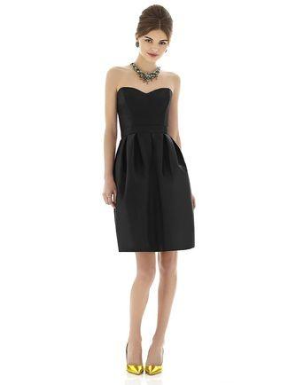 Alfred Sung D620 Bridesmaid Dress | Weddington Way