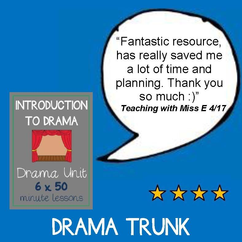 Back To School Introduction Drama Unit Suitable For Grades 5 12 Ready