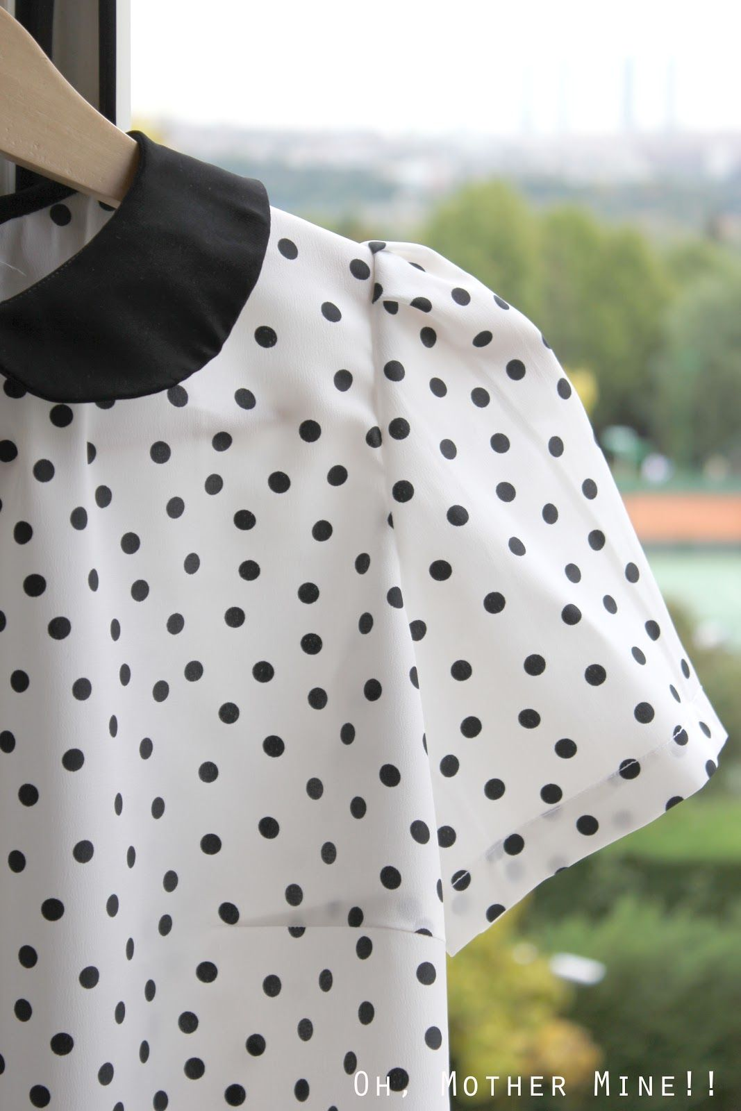Blog costura y diy: Oh, Mother Mine DIY!!: Cómo hacer camiseta de ...