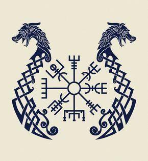 tatouage viking l 39 histoire myst rieuse des symboles. Black Bedroom Furniture Sets. Home Design Ideas