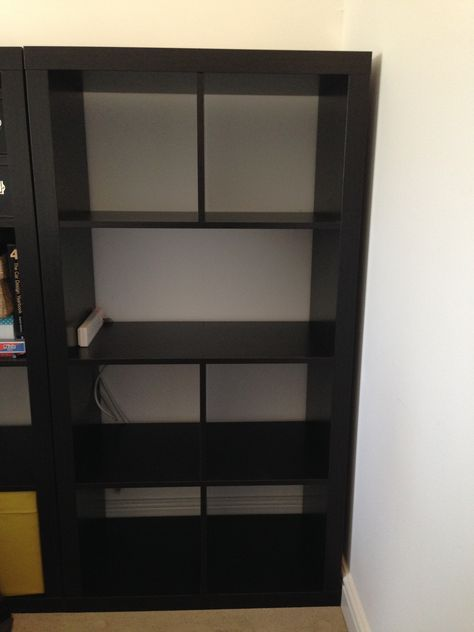 How To Remove A Divider From Ikea Expedit Shelf