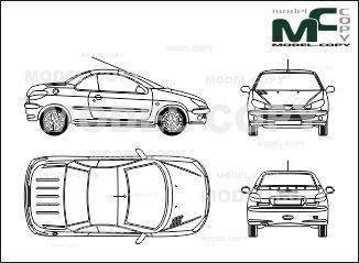 Пин от пользователя Model COPY на доске Peugeot blueprints