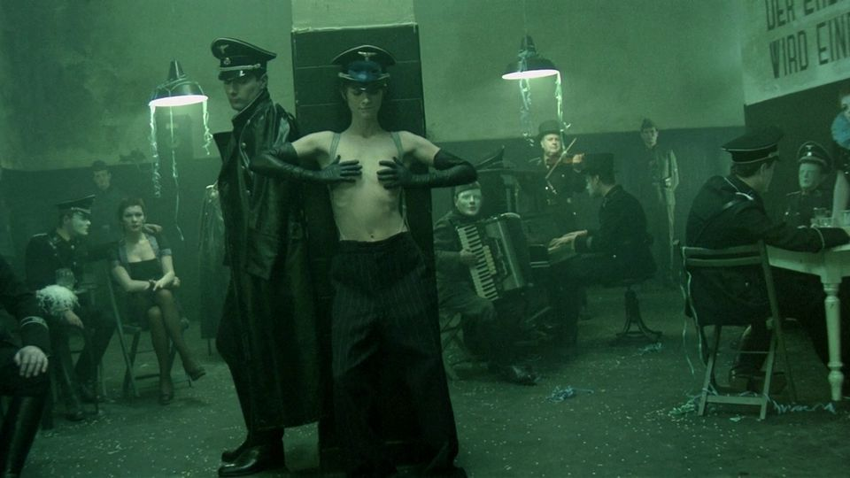 Despite risible subject matter, The Night Porter is more tedious