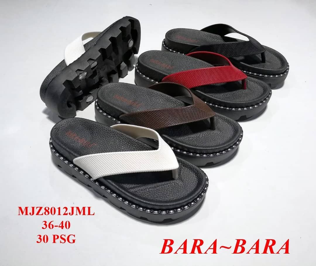 Grosir Sepatu Sendal Import Merk Barabara Sistem Dan Harga