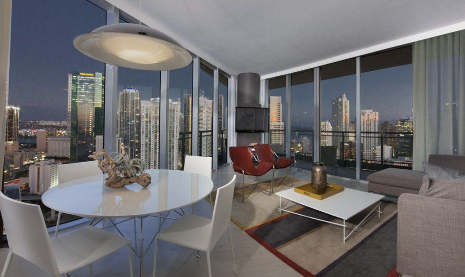 The Mint at Riverfront Miami features 900 feet of