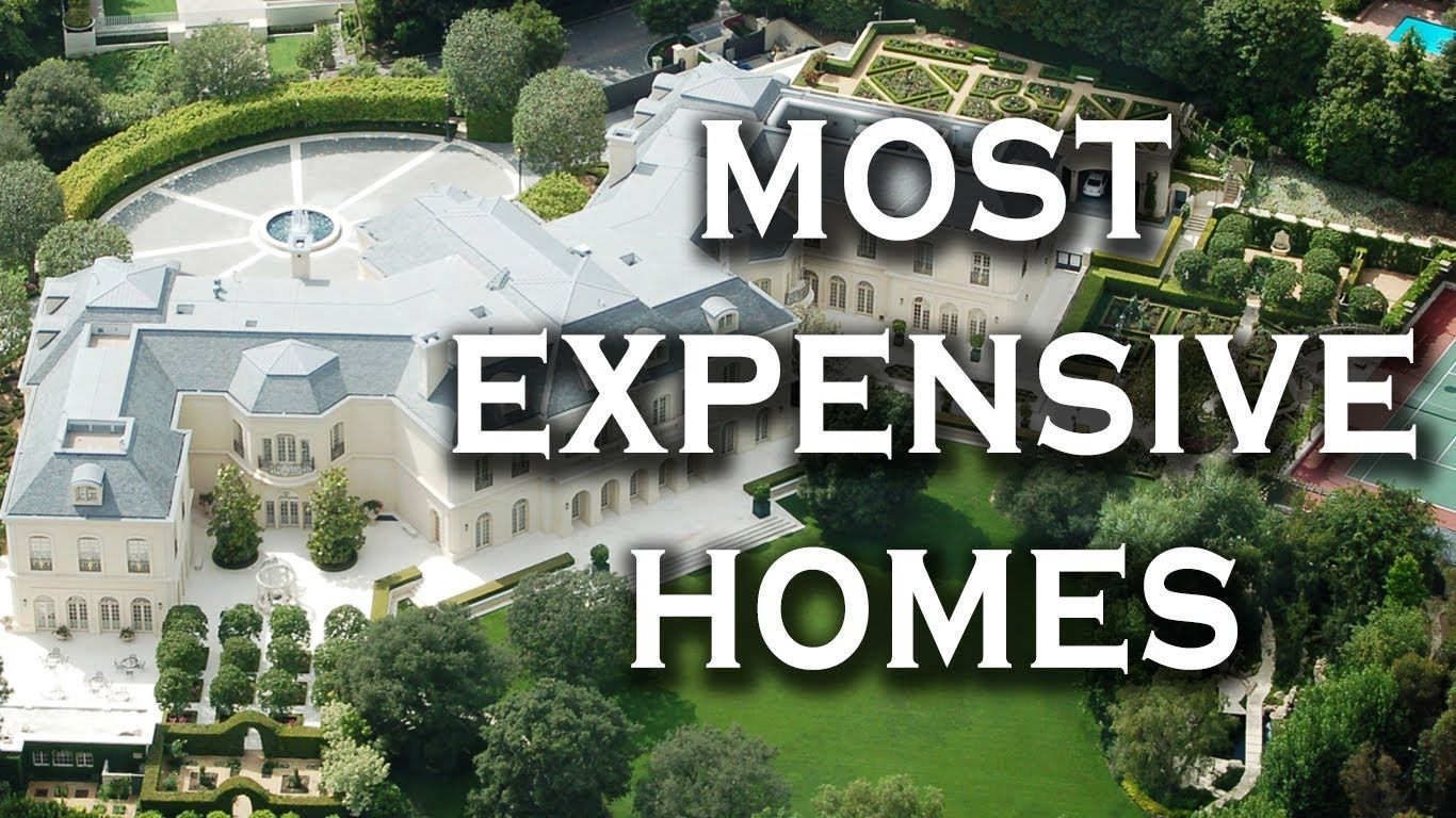 top 10 most expensive homes in the world - Biggest House In The World 2016