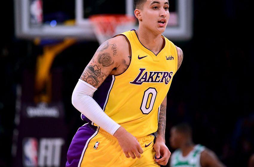 Los Angeles Lakers Kyle Kuzma Wants Team To Remain Focused Kyle Kuzma Los Angeles Lakers Kyle
