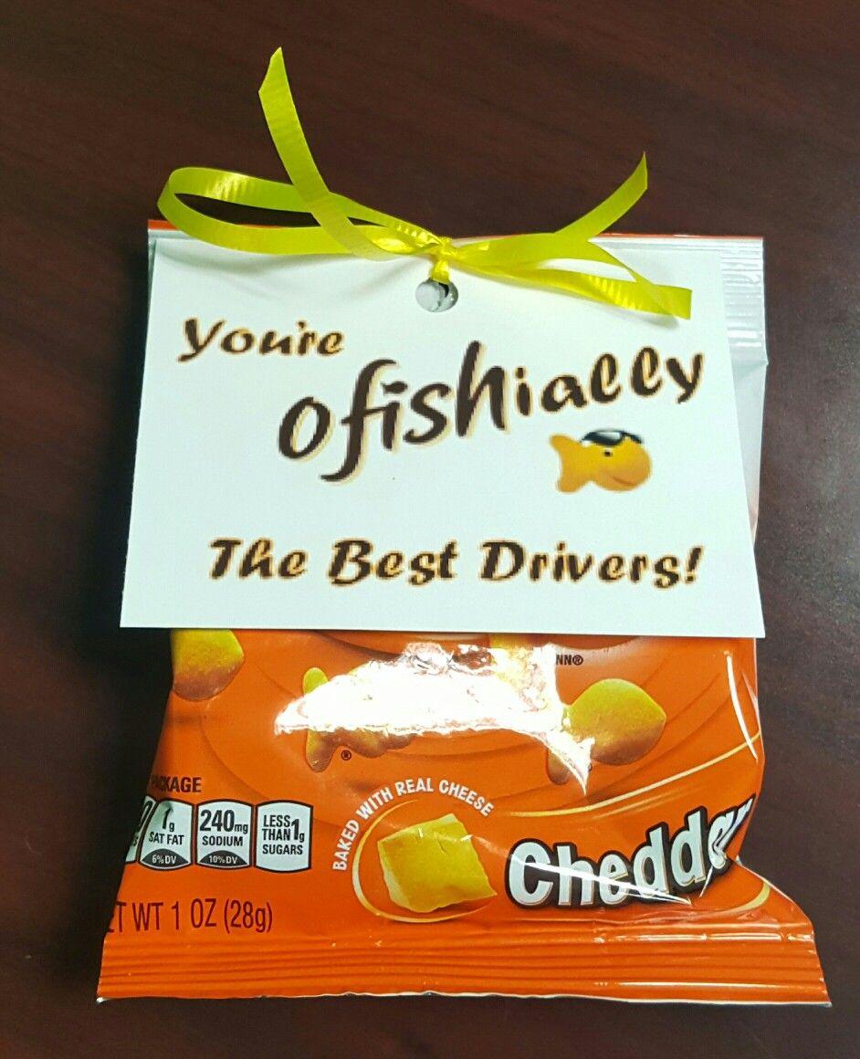 Driver Appreciation Week At Tom Thumb / Albertsons. We