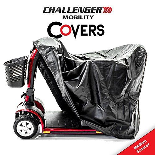 Challenger Mobility CMC-312 Cover for Pride Scooter, Drive