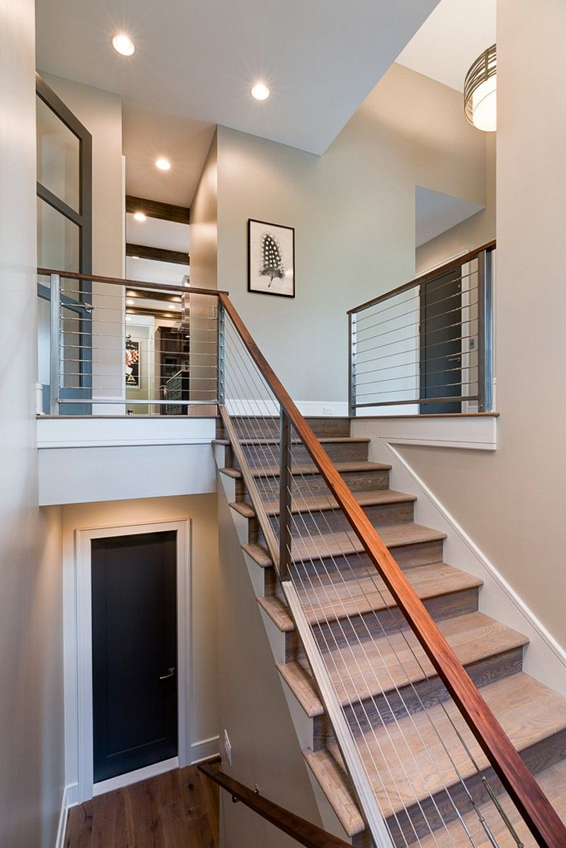 Best Waynesville Mountain Modern Craftsman House 11 Modern 400 x 300