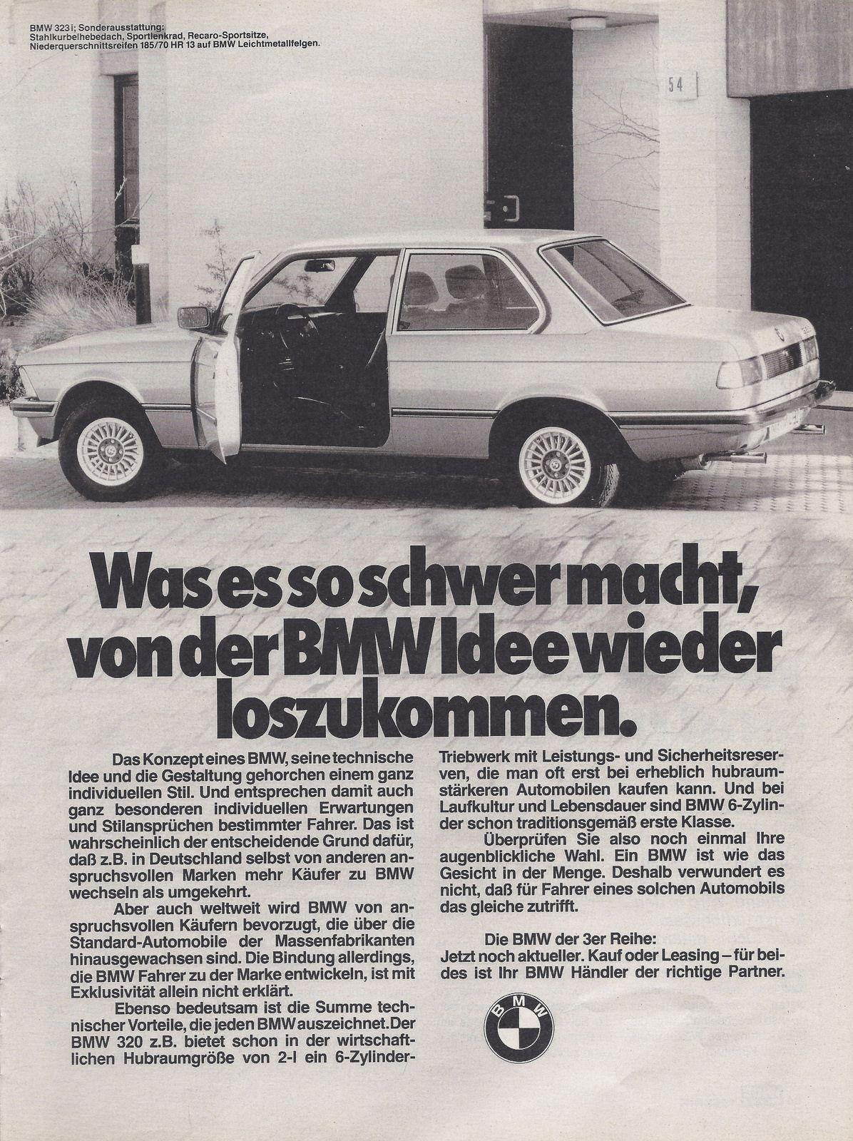 1981 Bmw 3er E21 Bmw E21 Bmw Bmw Classic