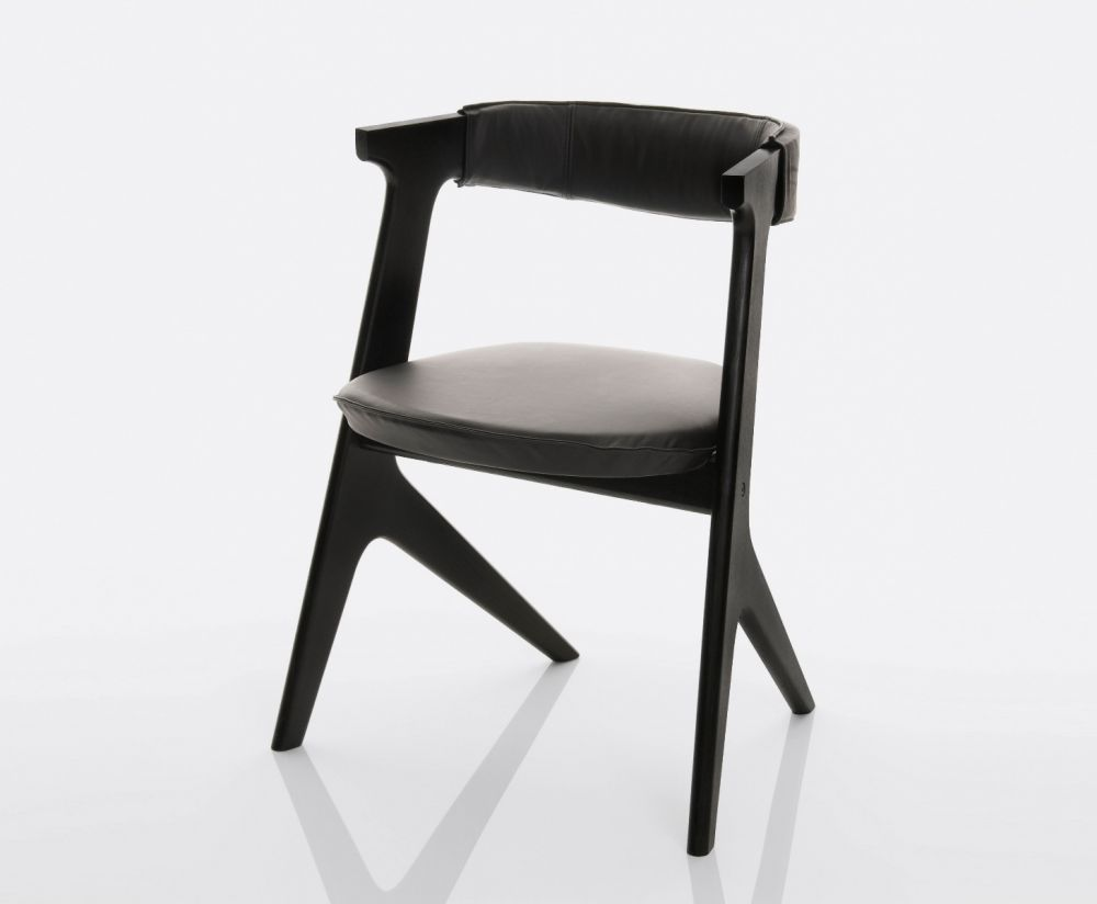 Slab Dining Chair Seat Back Pad