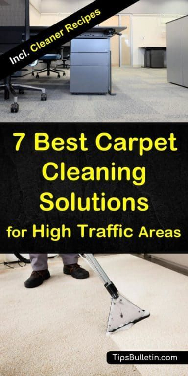 7 best carpet cleaning solutions for high traffic areas pinterest solutioingenieria Choice Image