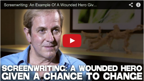 Screenwriting: An Example Of A Wounded Hero Given A Chance To Change ...