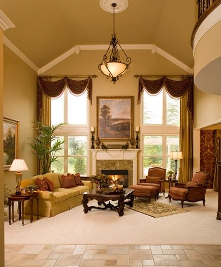 2 Story Window Treatment | For The Home / 2 Story Window Treatment