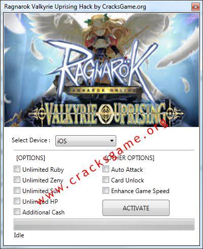 Ragnarok Valkyrie Uprising Hack Tool ~ Best Hacks ...