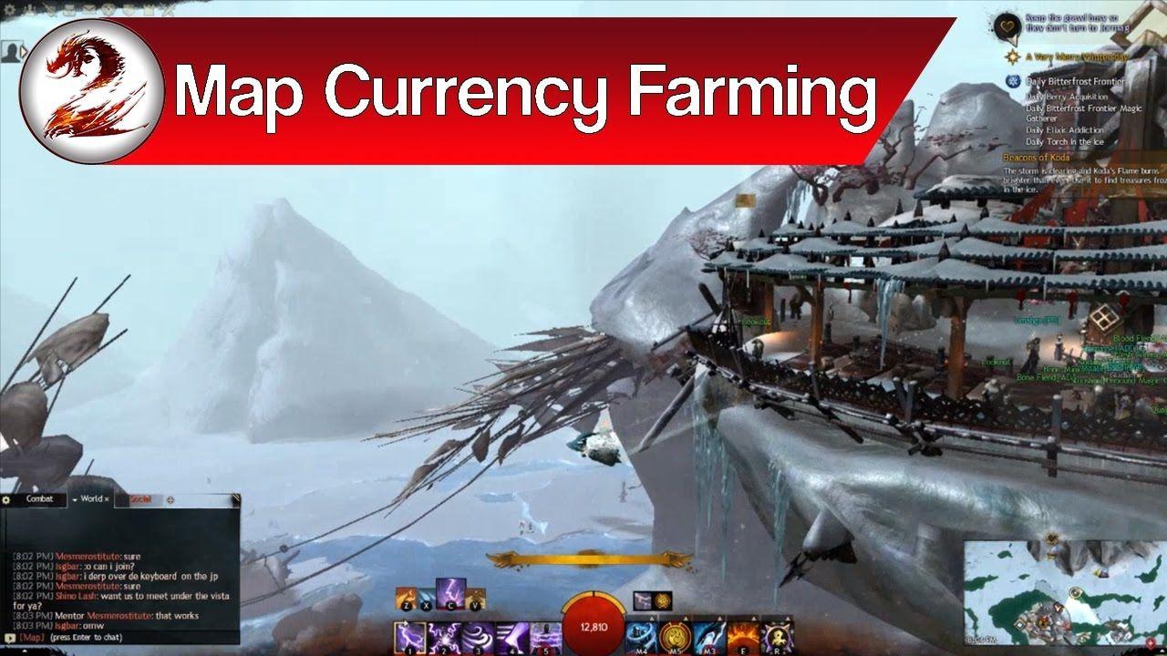 Guild Wars 2: Best Ways to Get Petrified Wood, Fresh Winterberry