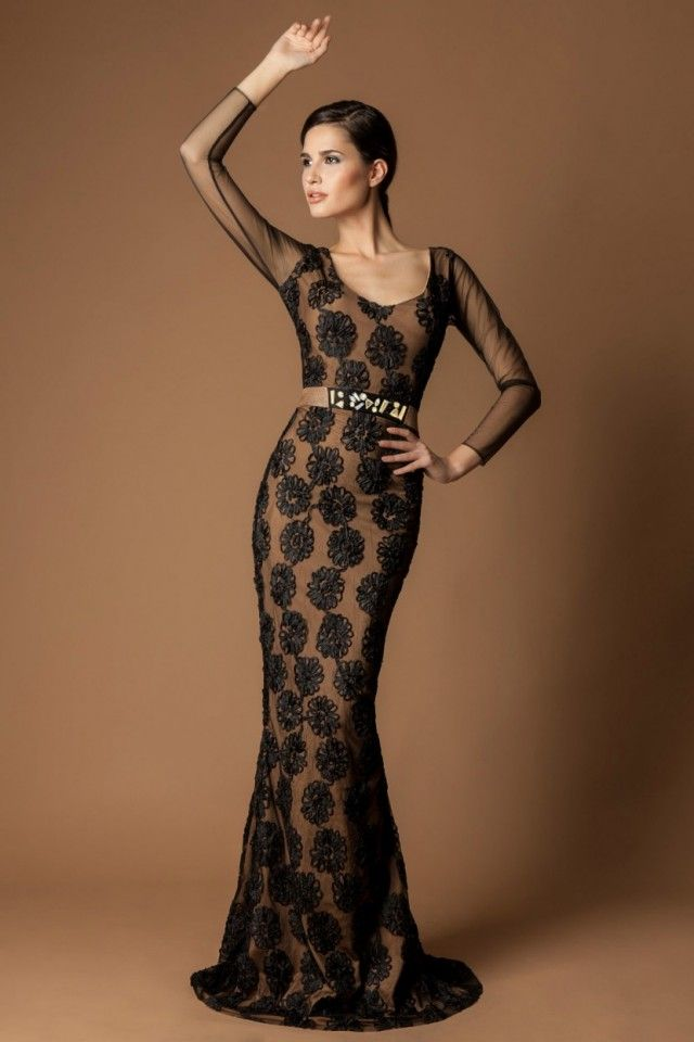Wonderful Evening Gowns For Pretty Women | ☣ Amazing Dresses ...