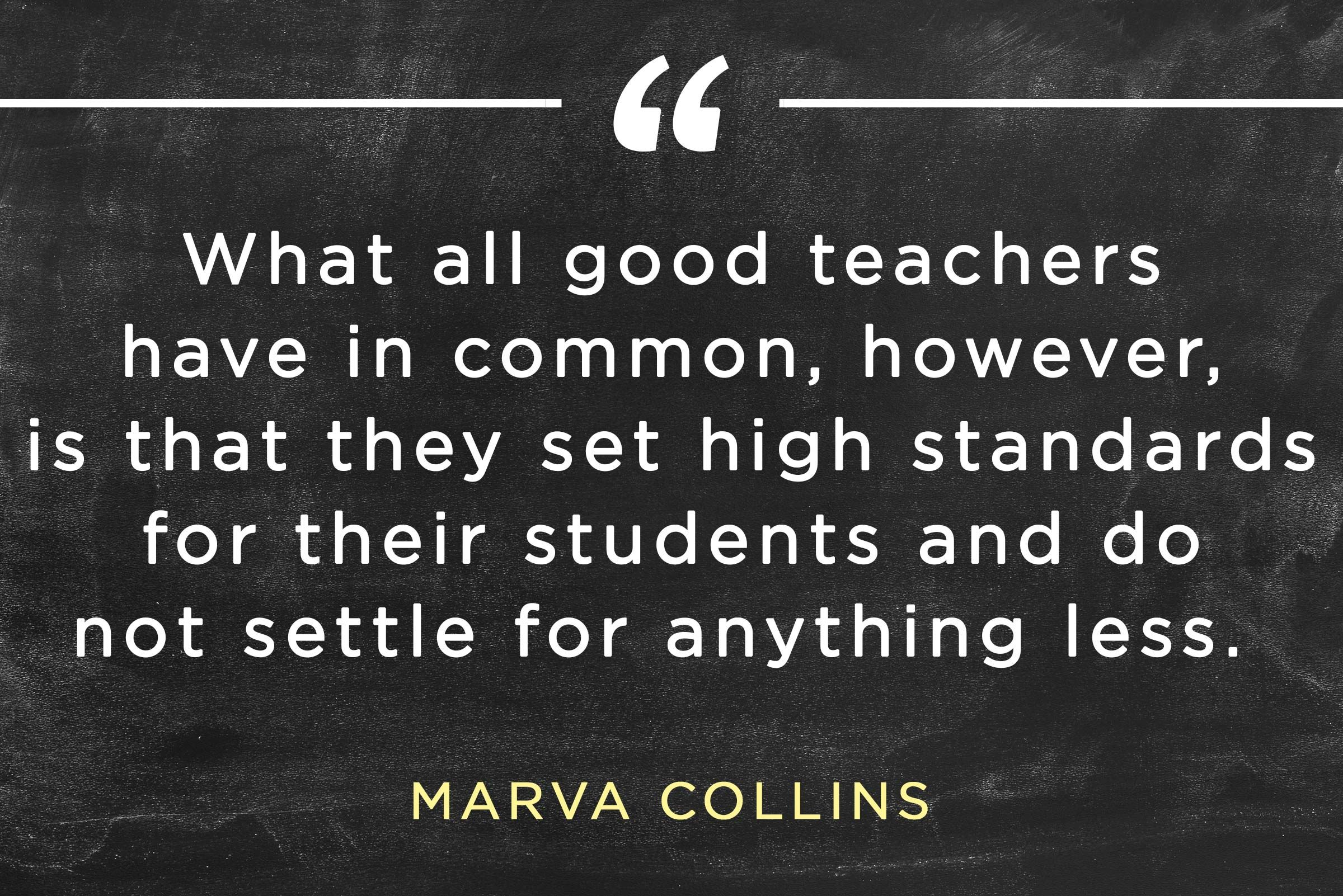 The 34 Most Inspirational Quotes About Teaching Teacher Quotes