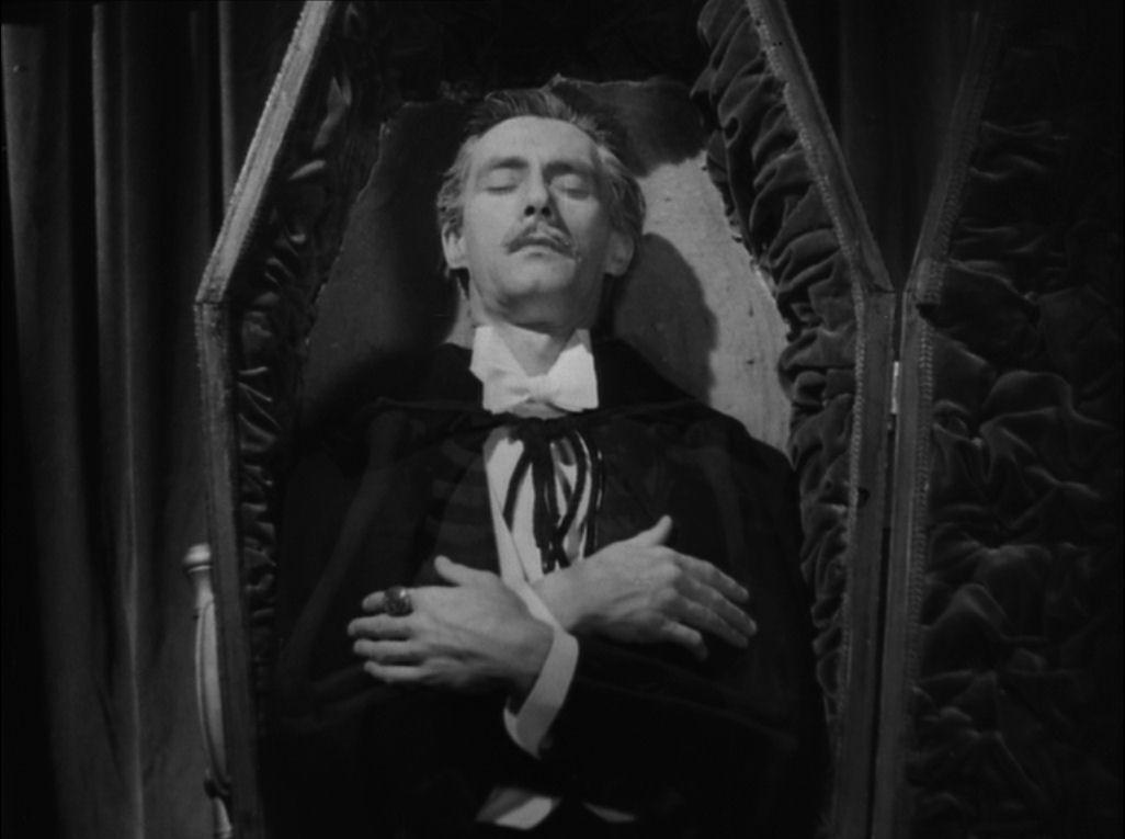 John Carradine en House of Frankenstein, 1944
