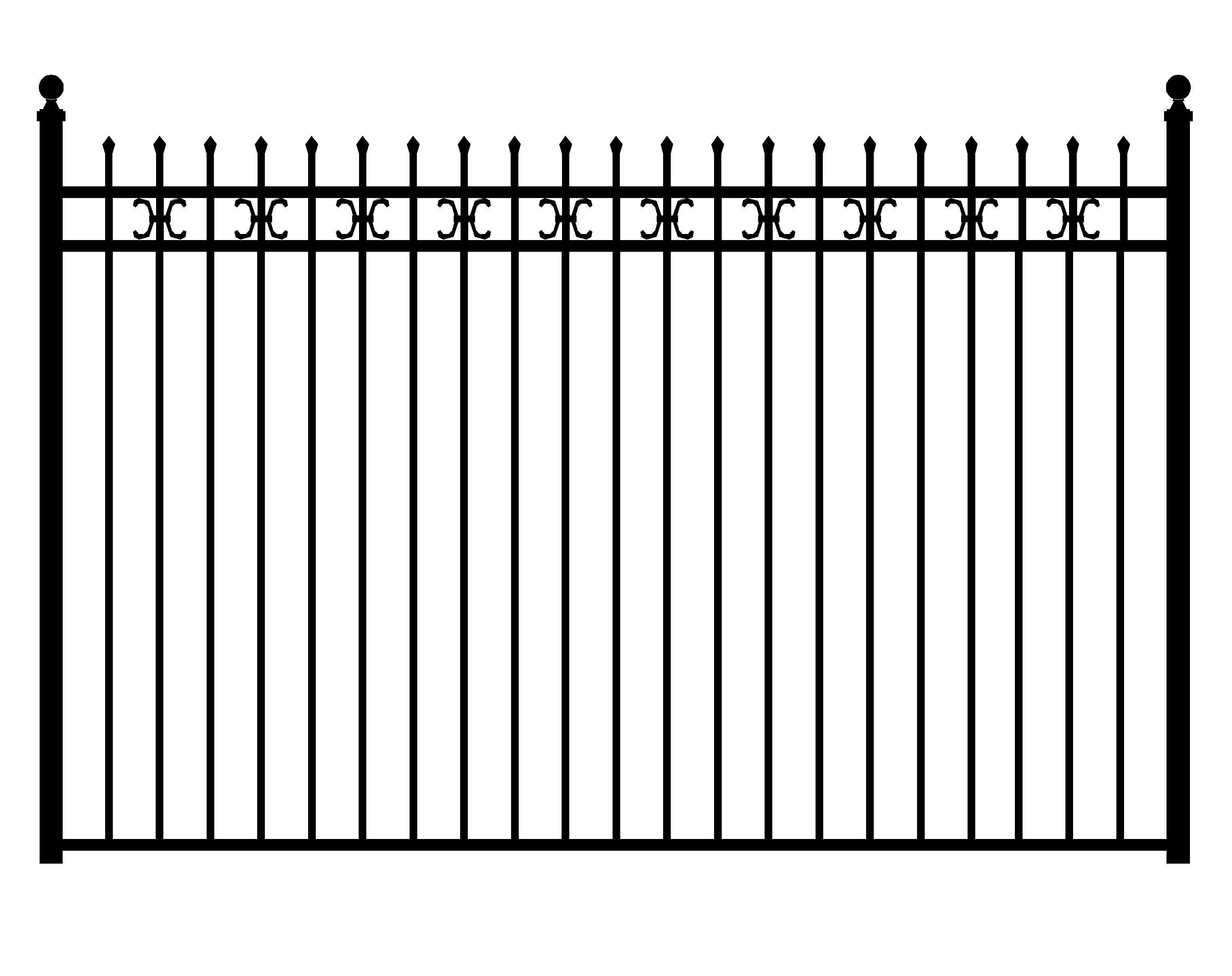 Iron Fence Png And Metal Fence Png Fence Png Iron Jpg 3047 2415 Iron Fence Metal Fence Fence