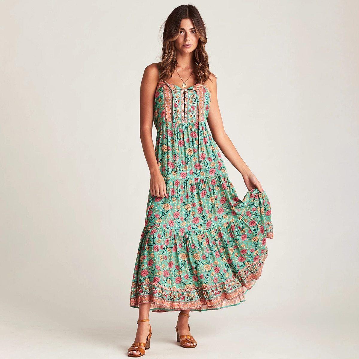 Serendipity Boho Maxi Dress Elegant Dresses Long Maxi Dress Boho Maxi Dress [ 1200 x 1200 Pixel ]