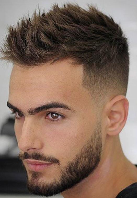 Hairstyles For Short Hair Boys Haircuts #hairs #hairstyleideas #hairstyles  Hair & Beard