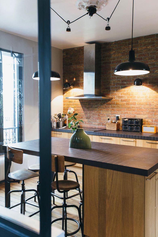Tips to Create Cuisine Industriel Idee Deco