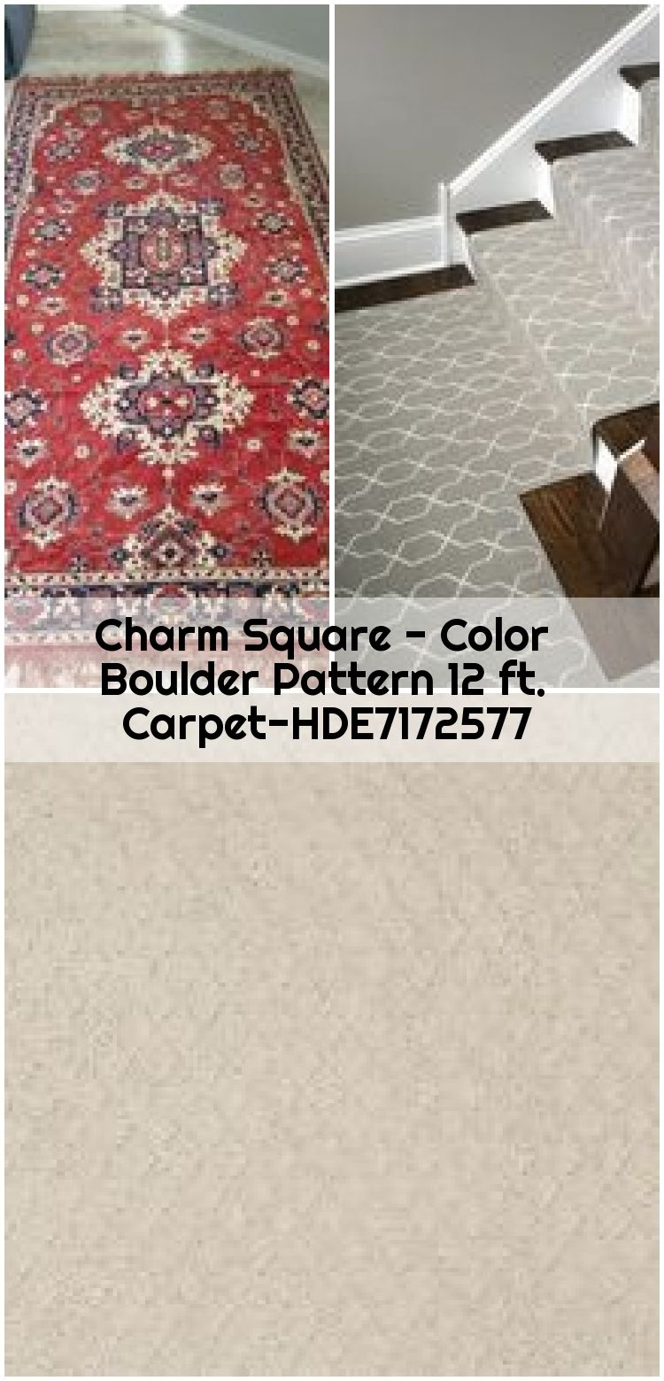 Charm Square Color Boulder Pattern 12 Ft Carpet Hde7172577 Boulder Carpethde7172577 C Carpet Carpet Runner Bouldering