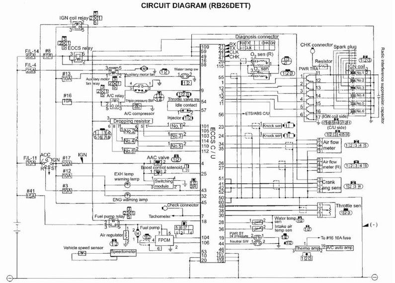 Wiring    diagram    for nissan    1400       bakkie     1   nissan   Toyota