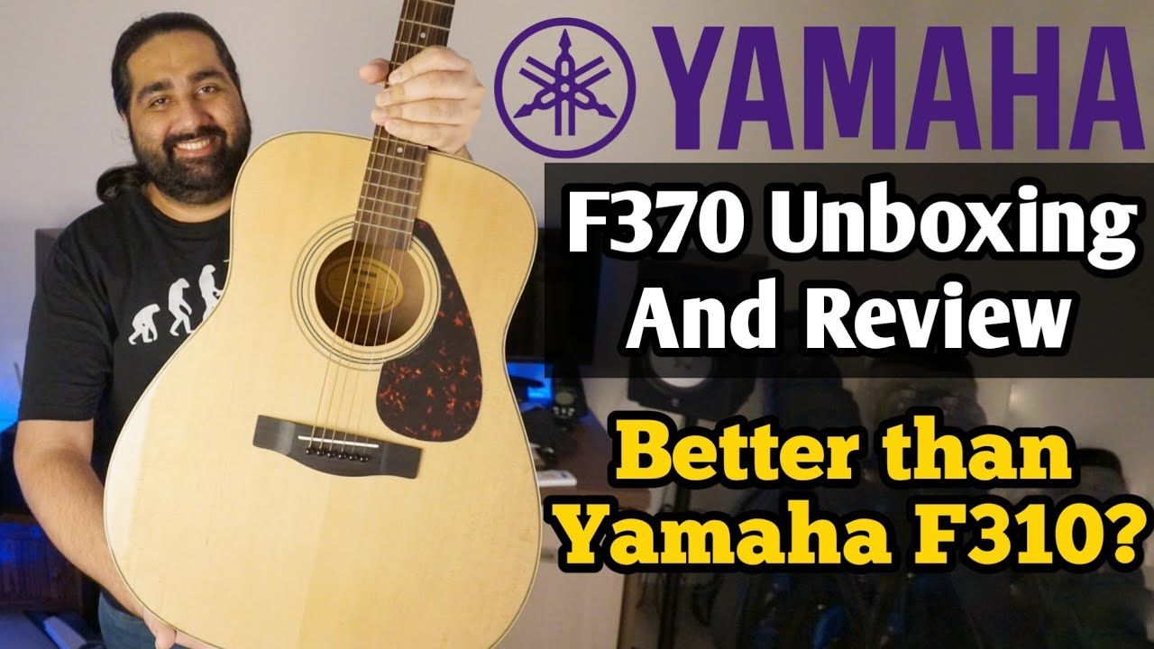 Yamaha F370 Unboxing And Review Better Than Yamaha F310 And F280 Https Www Youtube Com Watch V Hmx Guitar Reviews Guitar Lessons For Beginners Yamaha F310