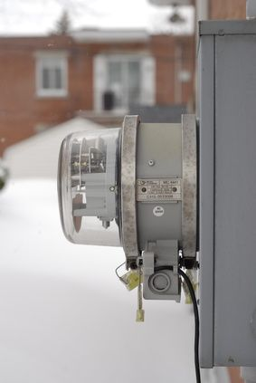Pin On Hiding The Electric Meter