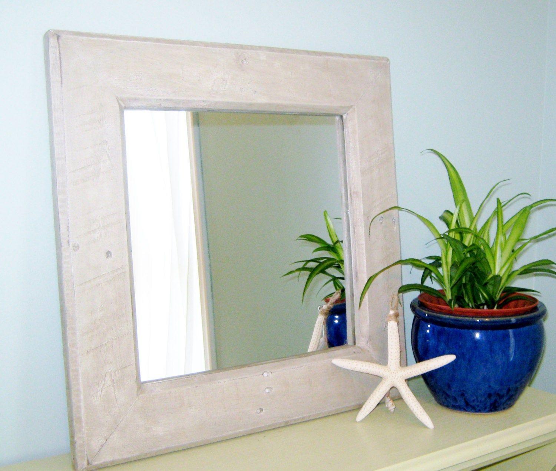 Bathroom Mirror – Rustic Mirror