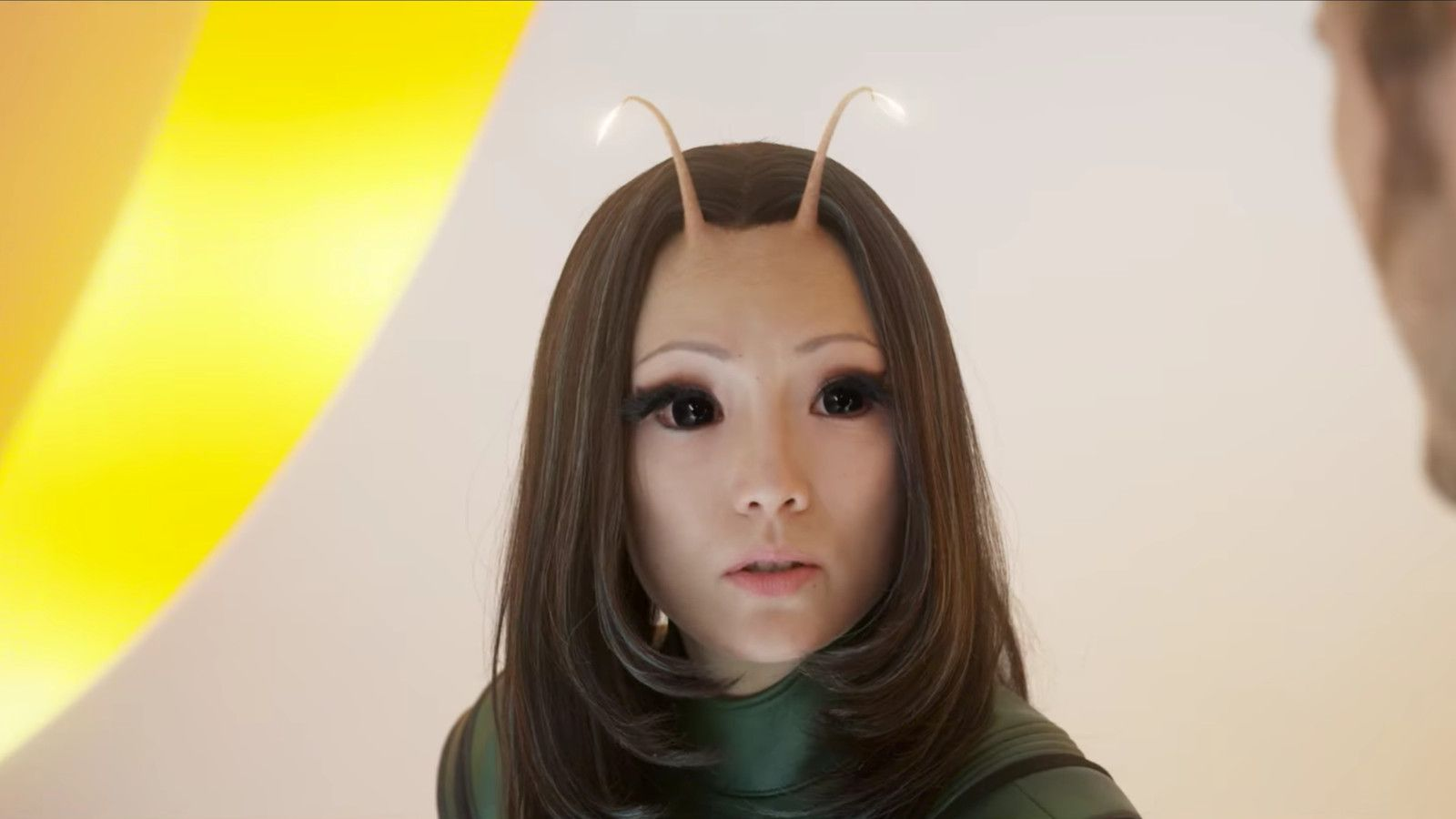 Guardians Of The Galaxy Vol 2 Got Mantis All Wrong Says Character Creator Polygon Guardians Of The Galaxy Mantis Marvel Guardians Of The Galaxy Vol 2