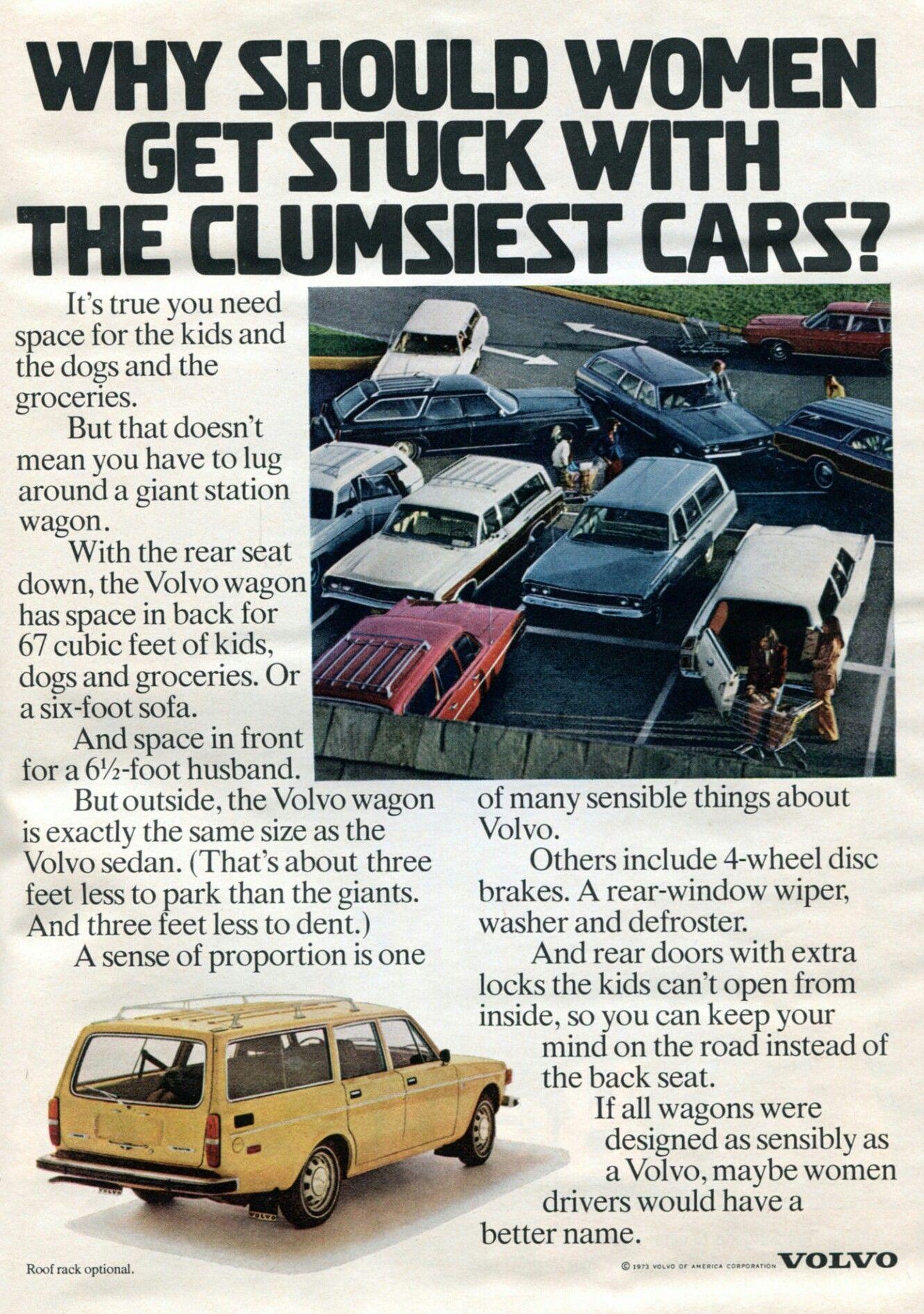 1973 Volvo Station Wagon | wagons | Pinterest | Station wagon, Volvo ...
