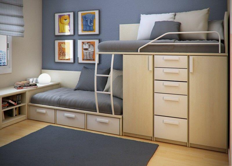 Double Loft Bed Ideas