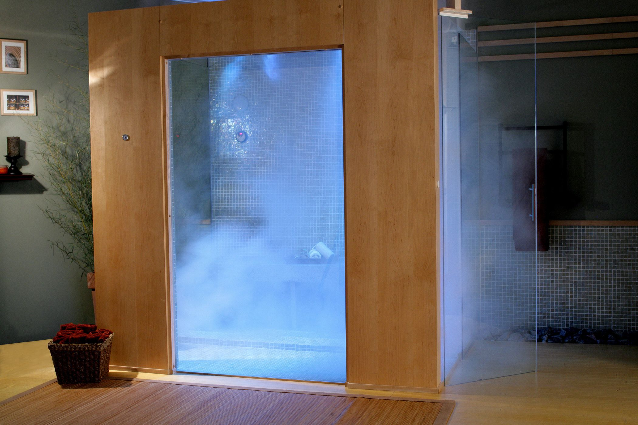 Mr. Steam Shower...Transform your bathroom into your own personal ...