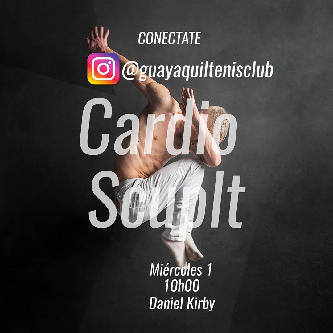 """Guayaquil Tenis Club on Instagram: """"#NuestroClubNuestraCasa😍😁 pensando en tu salud  y bienestar tenemos preparadas una clase super divertida 🗓 Miércoles 1 🕣 10h00  Estar en…"""""""