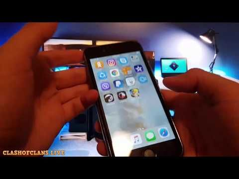 clash of clans link device ios to android