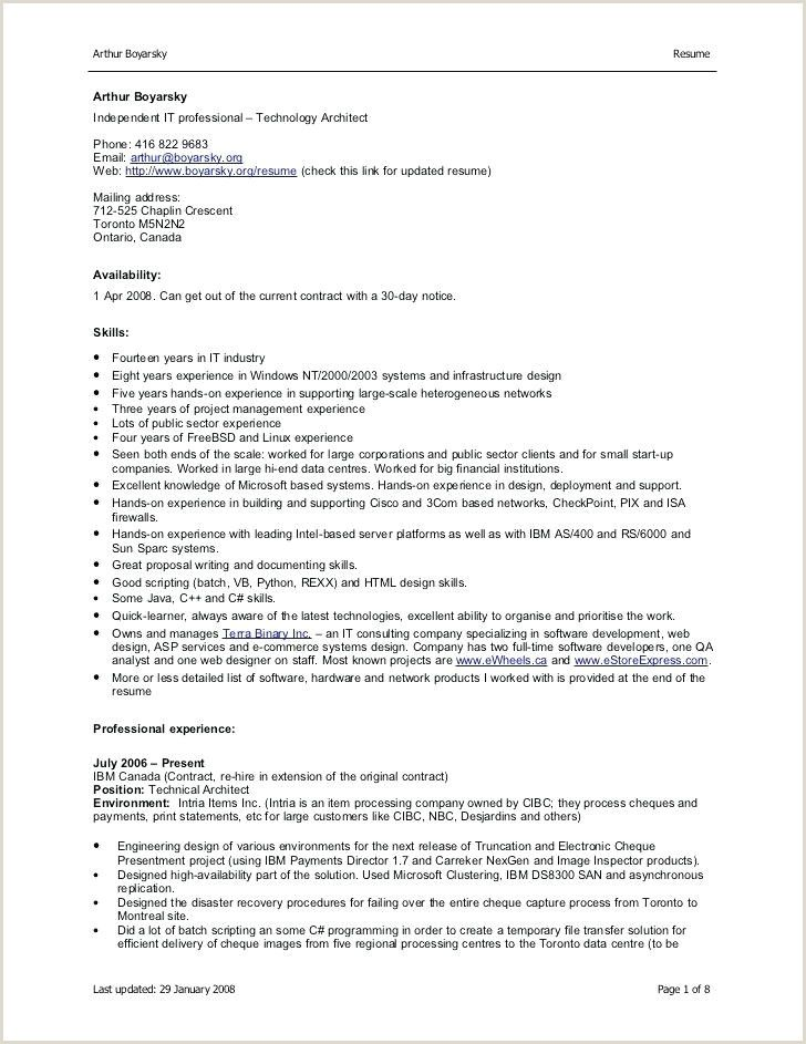 Mca Fresher Resume format In .doc in 2020 Downloadable