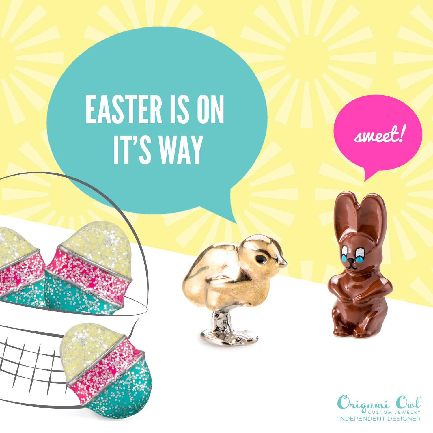 Origami Owl, Easter 2016 collection. www ... - photo#49