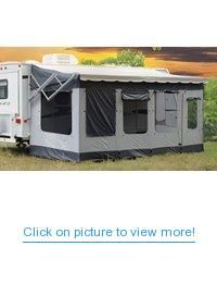 Carefree 291200 Vacation R Screen Room For 12 To 13 Awning Camping Trailer Living Rv