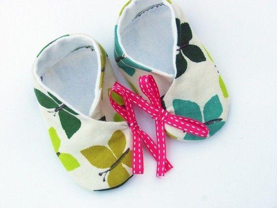 Passo a passo de sapatinho de tecido para bebê - Dicas pra Mamãe